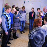 Prayer with Ukraine Refugees